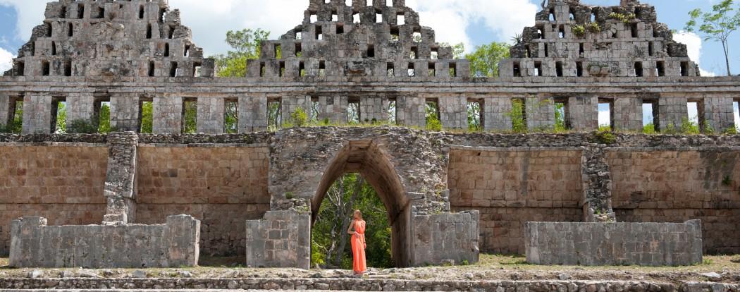 Complejo Pirámide de Uxmal