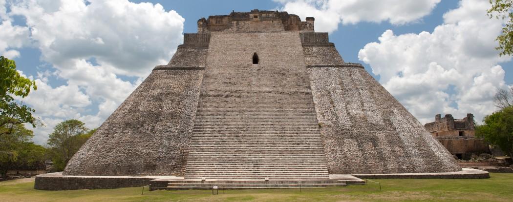 Пирамиды Ушмаль
