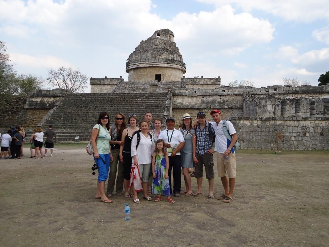 Viajes de México