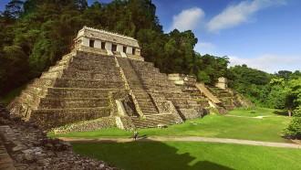 Пеленке, мексика, майя