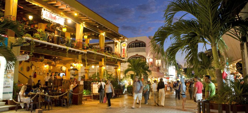 Quinta Avenida in Playa del Carmen - Riviera Maya