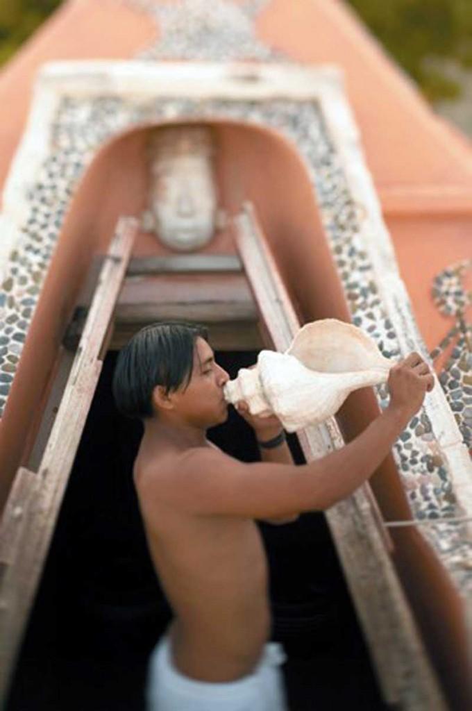 Quintana Roo-Costa-Azul-Maya-Punta-Maroma-Hotel-Maroma-Temazcal-Chamán-Foto-por-Maroma1