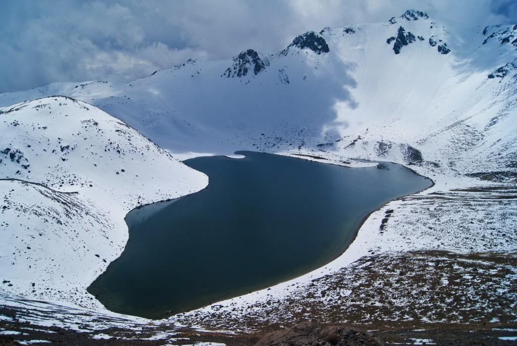 Laguna de la Luna, Nevado de Toluca, México